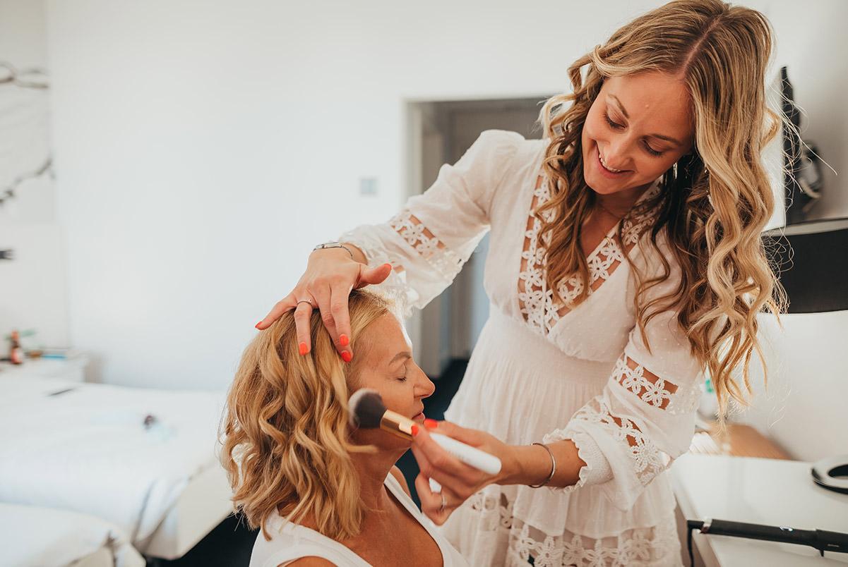 Angela Belaj Make up Beratung